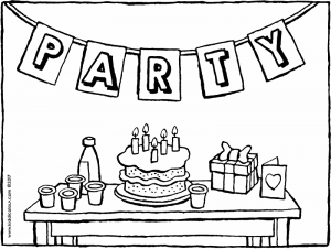 are you coming to my birthday party?