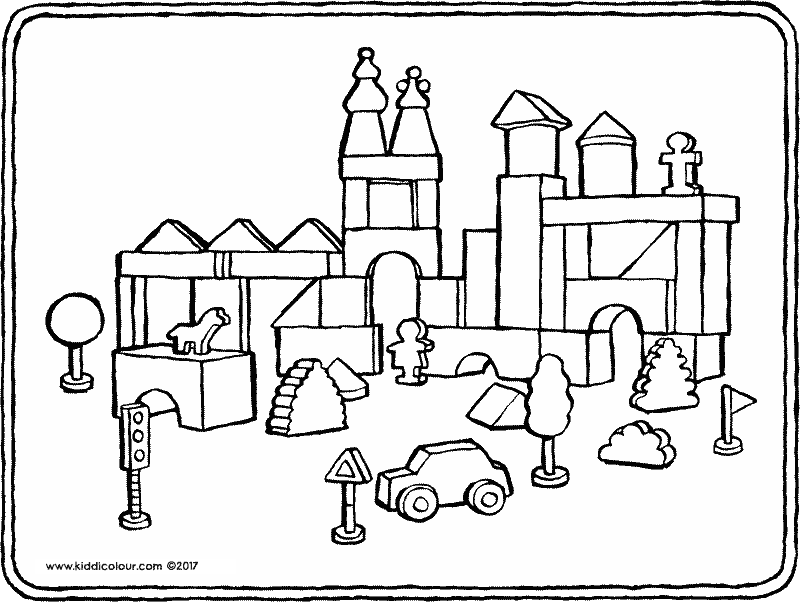 houses colouring pages page 4 of 5 kiddicolour