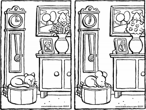 spot the 5 differences