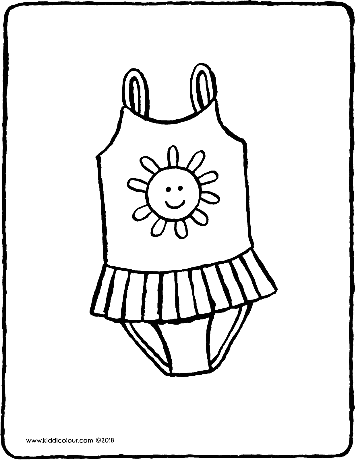 swimsuit kiddicolour