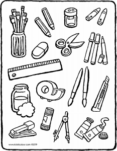 all sorts of craft equipment