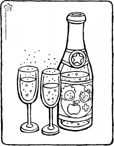 children's champagne