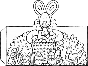 make your own Easter bunny doll